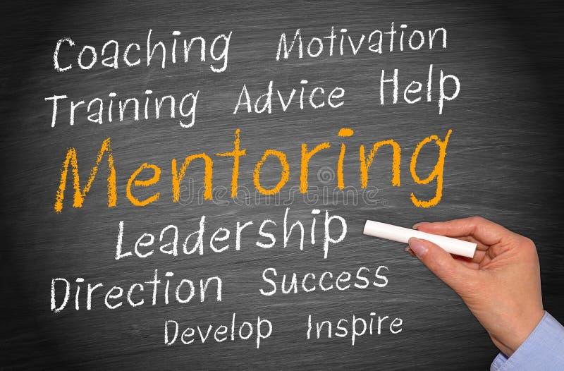 mentoring zdjęcie royalty free