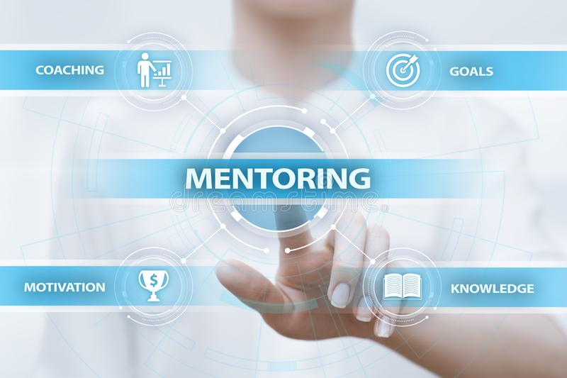 Download Mentoring Business Motivation Coaching  Success Career Concept Stock Image - Image of development, business: 101254583