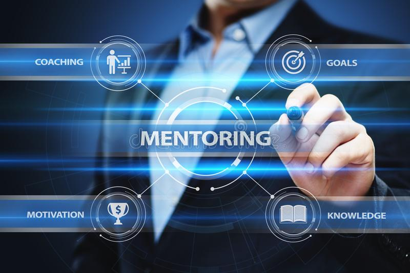 Download Mentoring Business Motivation Coaching  Success Career Concept Stock Photo - Image of direction, mentorship: 102312176