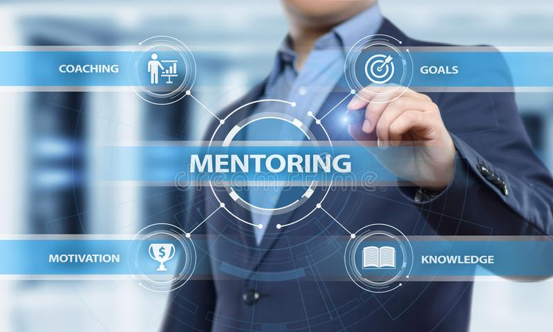 Download Mentoring Business Motivation Coaching  Success Career Concept Stock Image - Image of business, coaching: 105559543