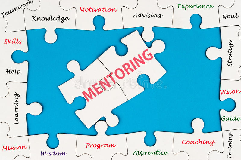Download Mentoring concept stock photo. Image of part, mentors - 54974230