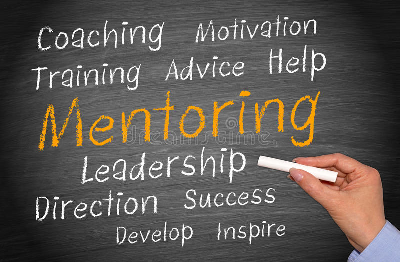 Download Mentoring stock image. Image of text, training, letters - 36001245