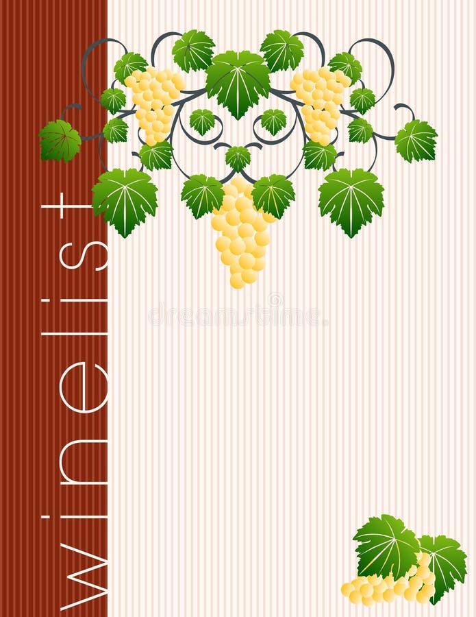Download Menu 06 stock illustration. Illustration of list, ornamental - 19057205