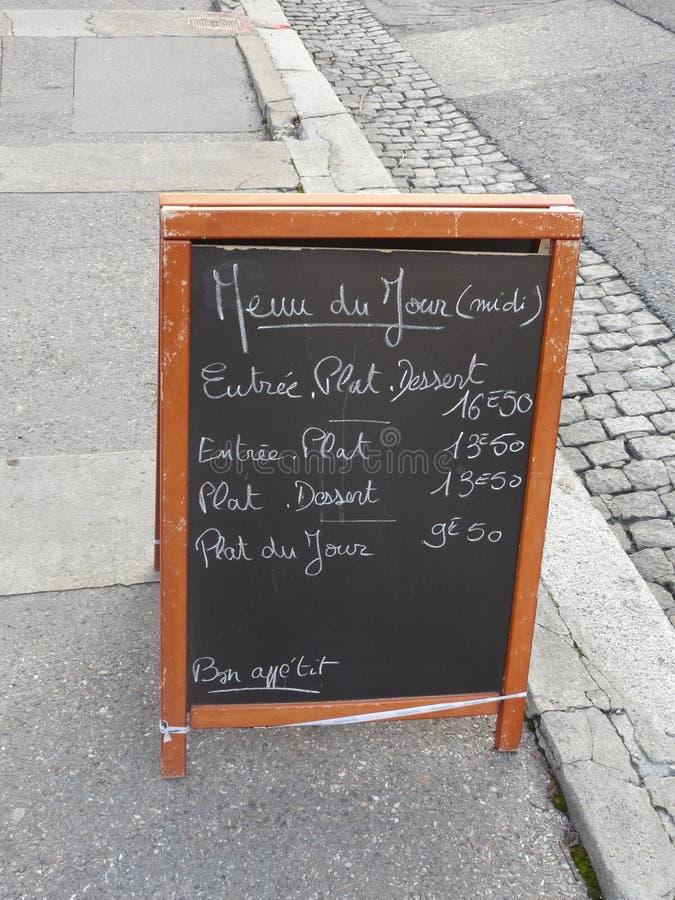 Download Menu stock photo. Image of today, menu, gastronomy, price - 16636296