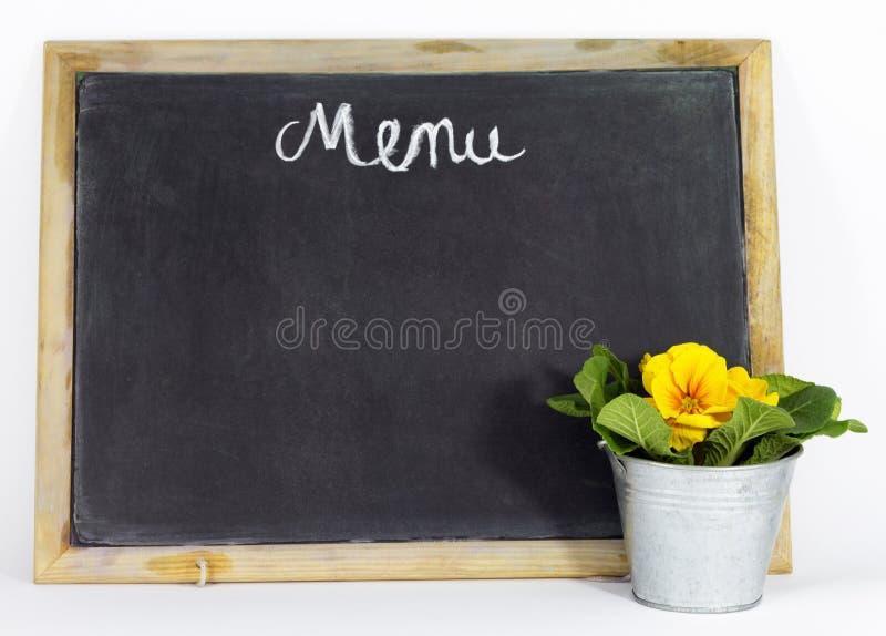 Download Menu stock photo. Image of empty, primroses, cuisine - 18003840