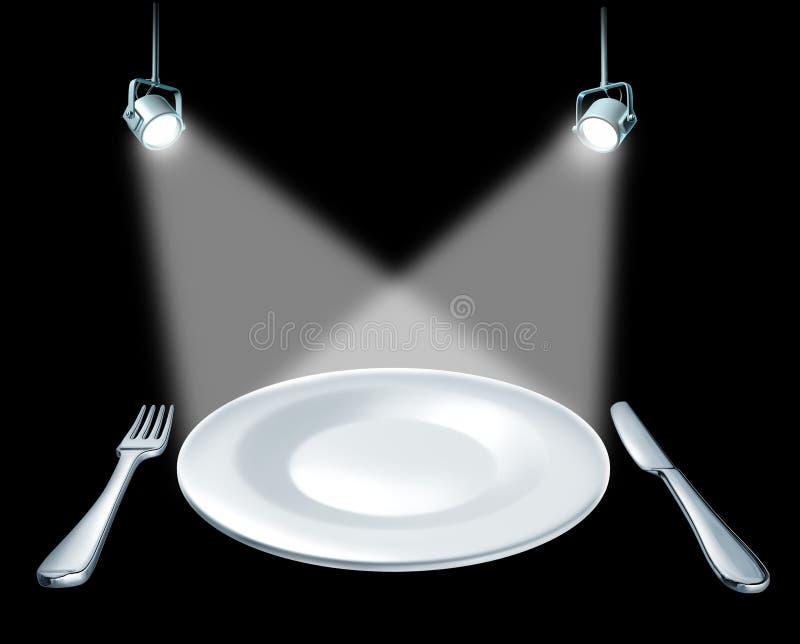 Download On the menu stock illustration. Illustration of food - 21378997