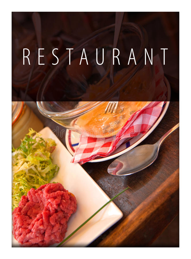 Download Menu stock photo. Image of bistro, gourmet, list, recipe - 23875504