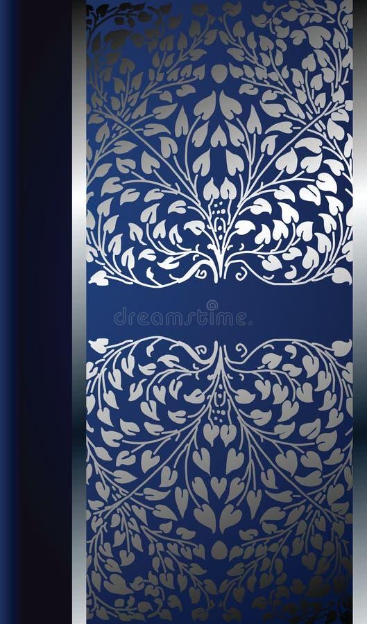 Download Menu 4/5 stock vector. Image of silver, restaurant, menu - 4825899