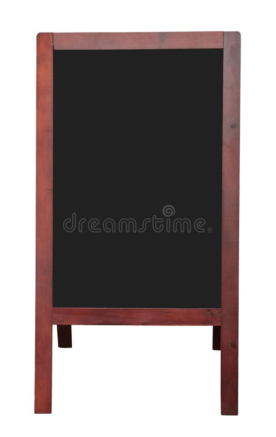Menu board royalty free stock photography