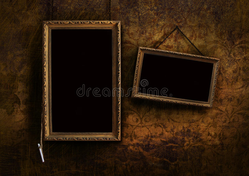 Download Menu Board With Old Floral Background Stock Image - Image: 16025475