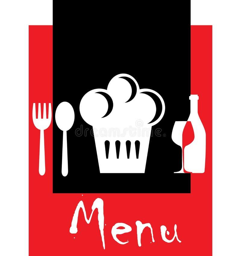 Download Menu Card stock vector. Image of format, menu, drinks - 25120891