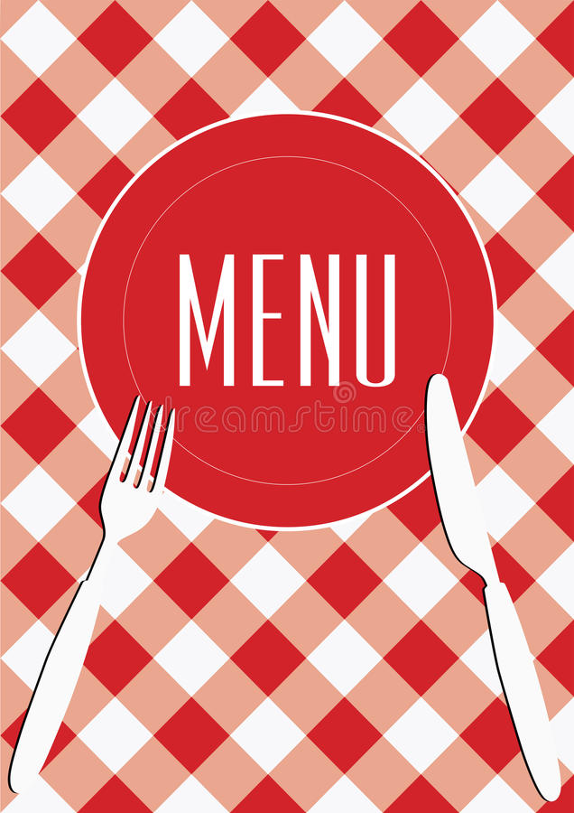 Download Menu Card Background stock vector. Image of meal, invite - 17716274