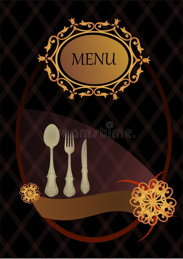 Free Menu Cover Royalty Free Stock Image - 37616016