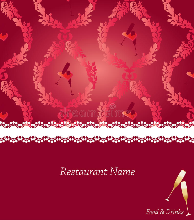 Download Menu design stock vector. Image of card, christmas, icon - 28239794