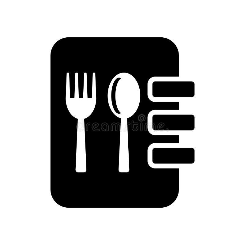 Menu icon vector isolated on white background, Menu sign , food symbols. Menu icon vector isolated on white background, Menu transparent sign , food symbols stock illustration
