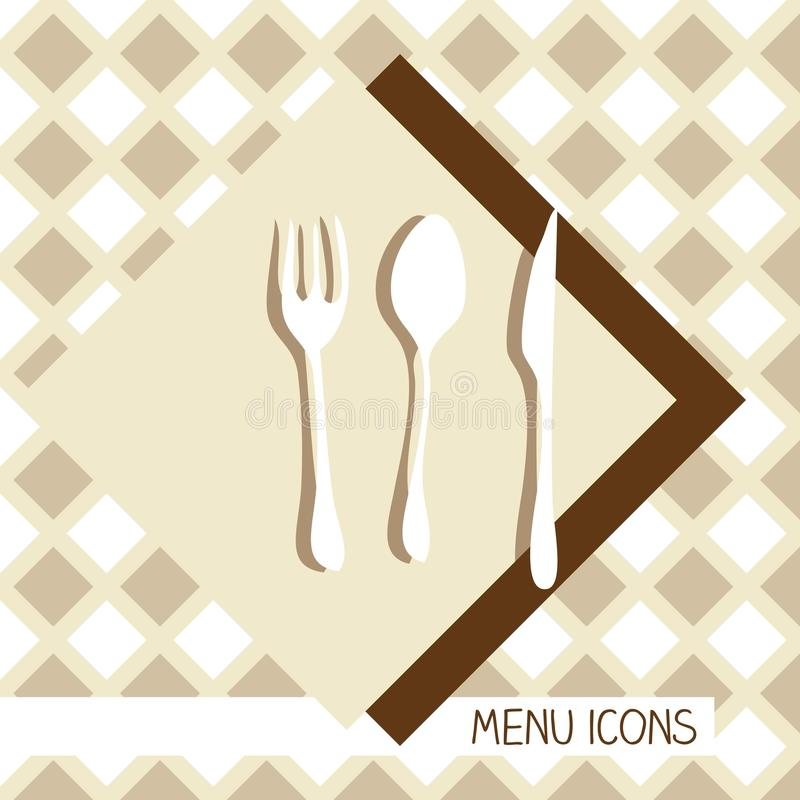 Download Menu Icons Royalty Free Stock Photography - Image: 27814027