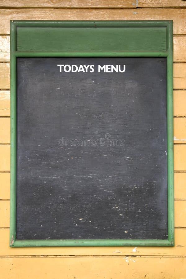 menu jest dzisiaj obrazy royalty free