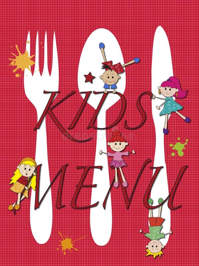 Download Menu kids stock illustration. Image of light, gastronomy - 28634049