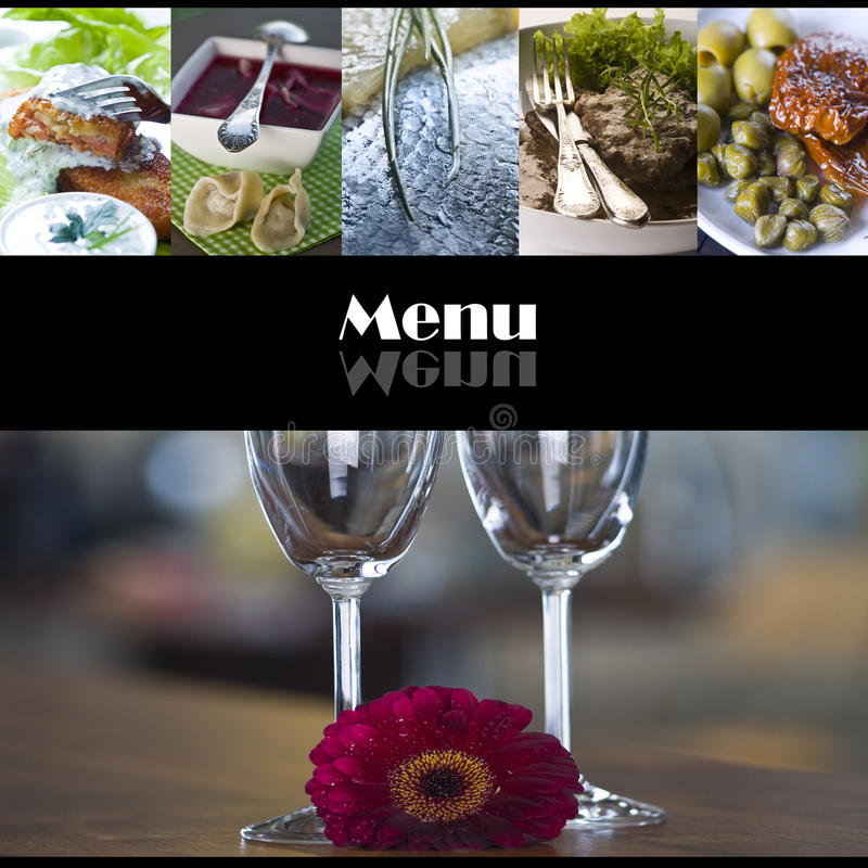 Download Menu page stock illustration. Image of sort, menu, list - 27630677