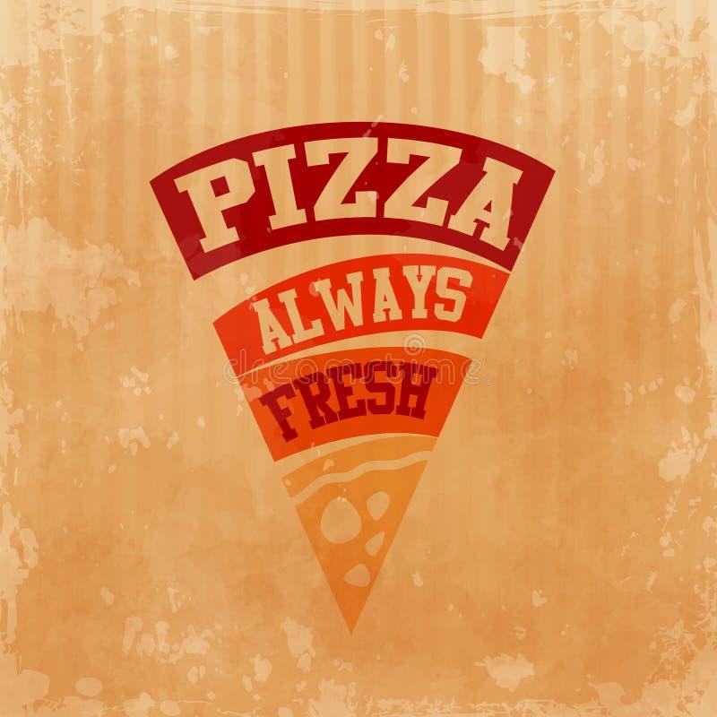 Download Menu Pizzy Karton Zawsze świeży Ilustracja Wektor - Ilustracja złożonej z pudełko, post: 53786149