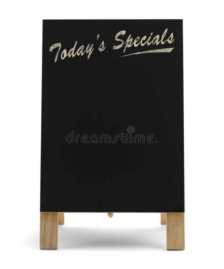 Menu Sign royalty free stock image