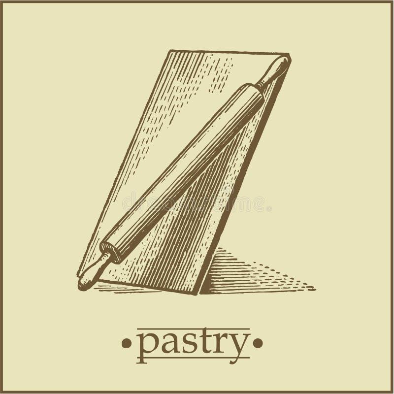 Menu2 - Paginación de Pasrty libre illustration