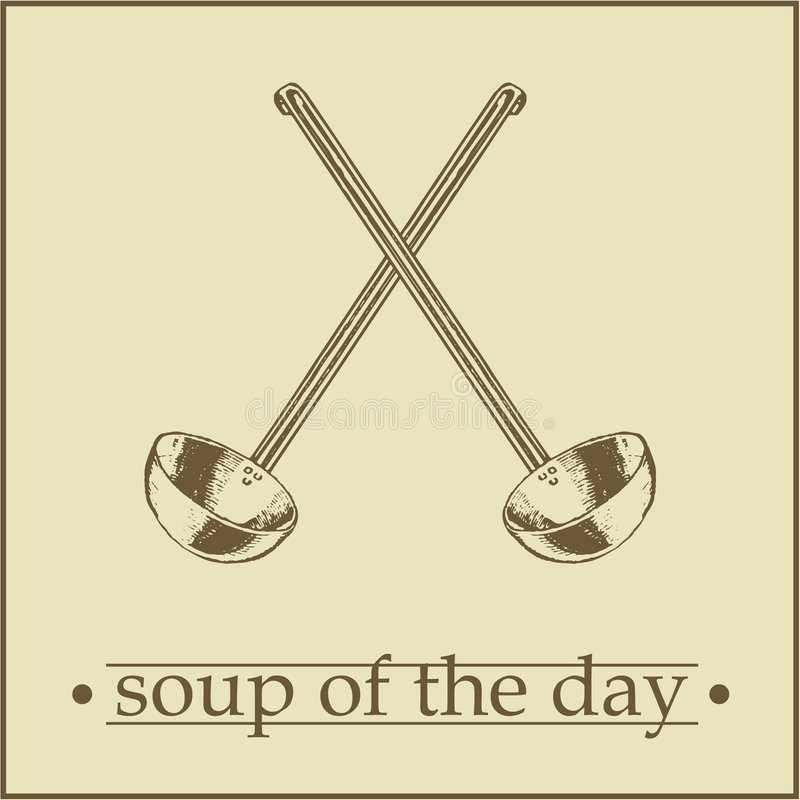 Download Menu2 - Soup Of The Day Page Stock Vector - Image: 8167343