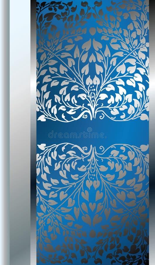meny 2 5 royaltyfri illustrationer