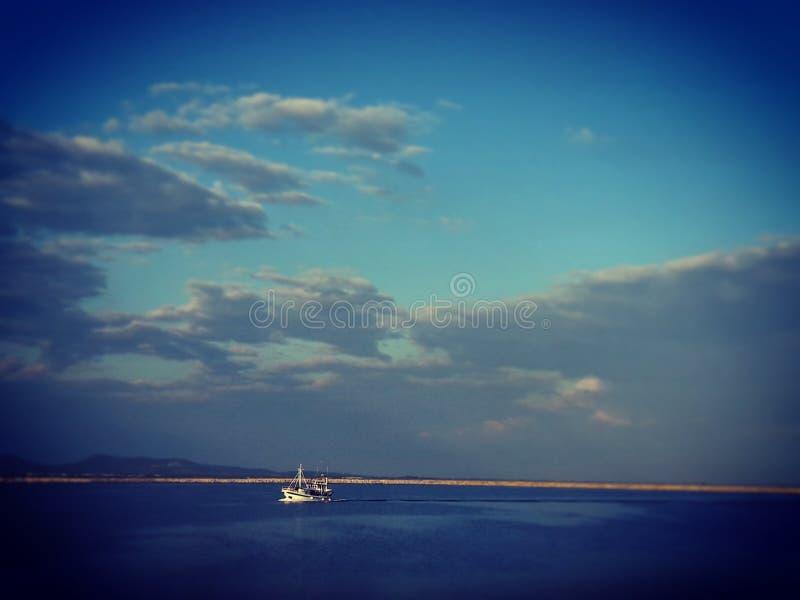 Mer Égée photographie stock libre de droits
