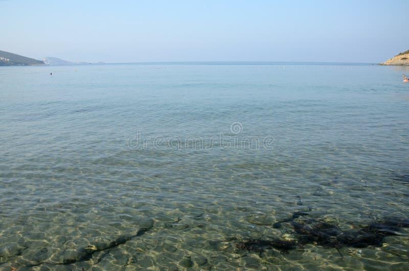 Mer Égée dans Kusadasi, Turquie images libres de droits