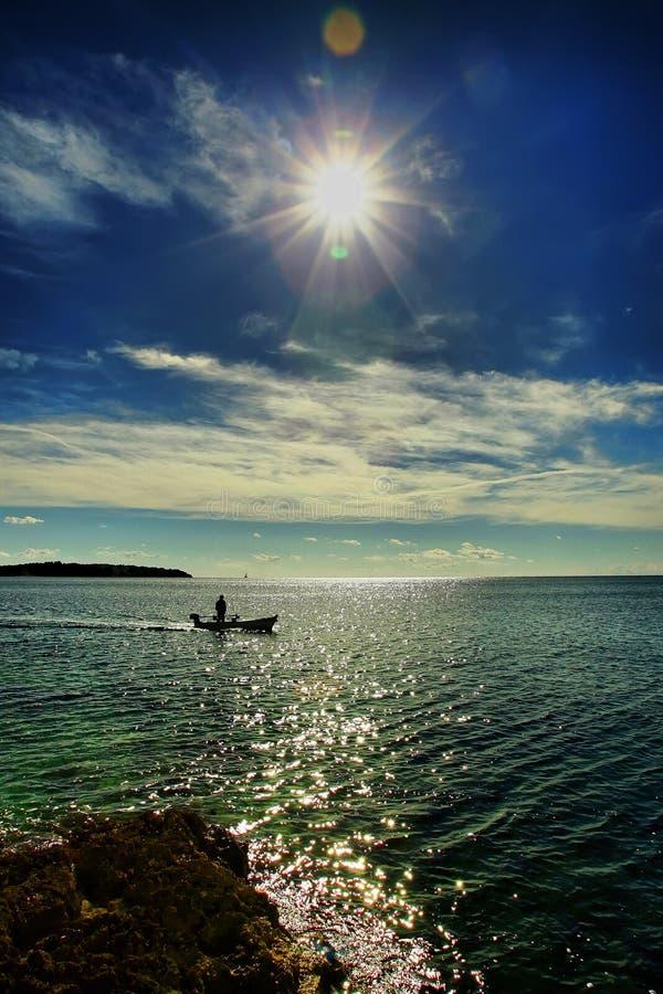 Mer Adriatique photos stock