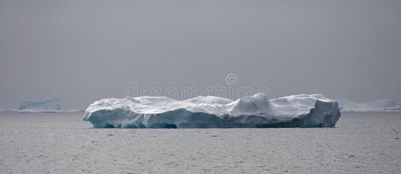 Mer Antarctique, IJsberg Wedell Zee Antarctique de Wedell d'iceberg photographie stock