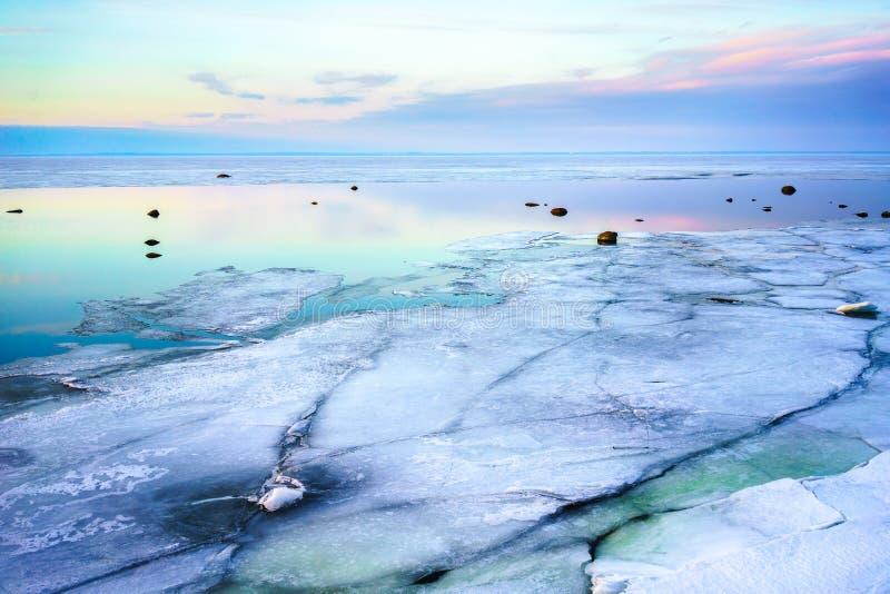 Mer baltique photographie stock