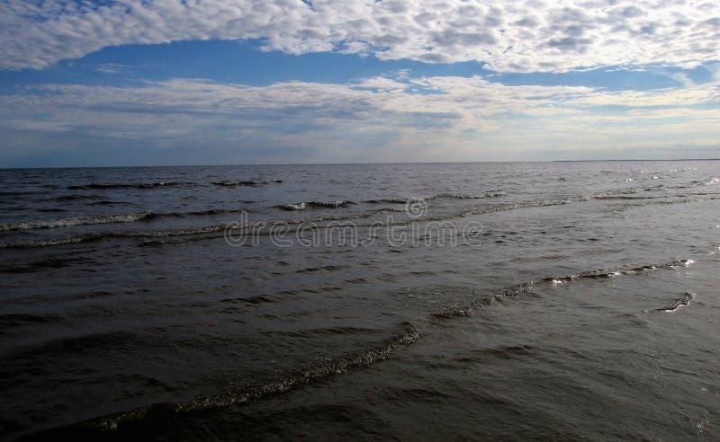 Mer baltique latvia Jurmala image stock