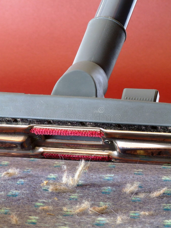mer cleaner dysavakuum royaltyfri foto