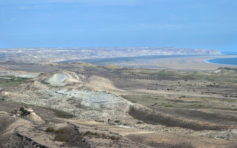 Mer d'Aral photos libres de droits