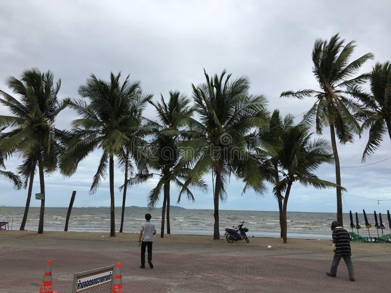 Mer de la Thaïlande image stock