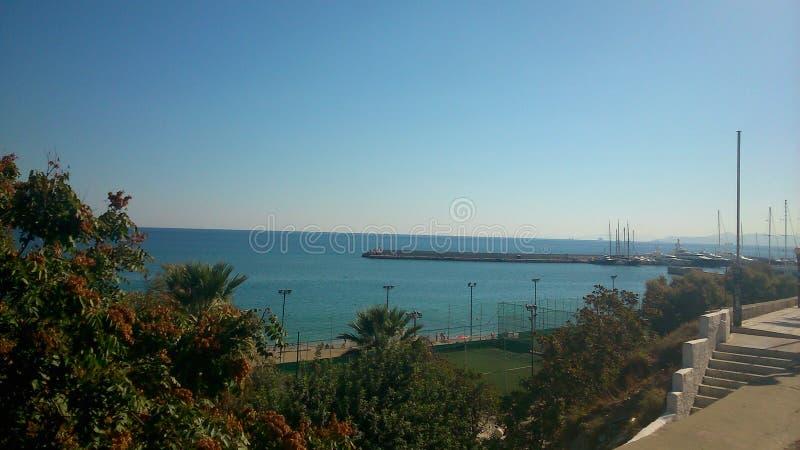 Mer de Mediteraneene image libre de droits