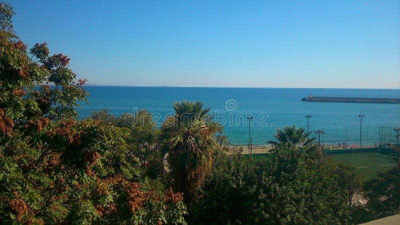 Mer de Mediteraneene image stock