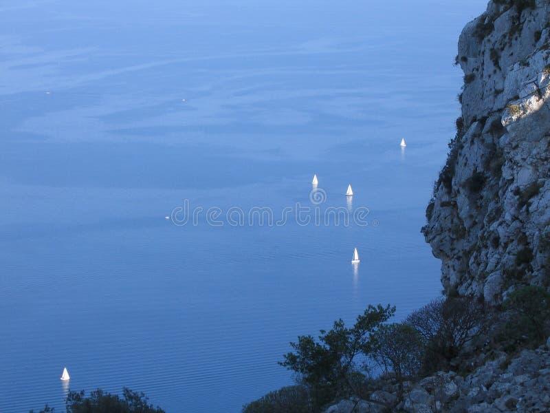 Mer de Palerme photos libres de droits