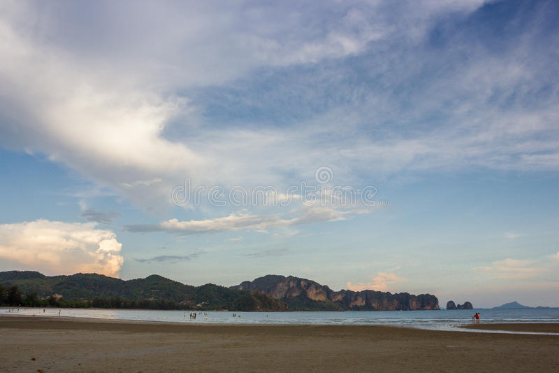 Download Mer De Province De ThailandKrabi Photo stock - Image du province, lifestyle: 87709732