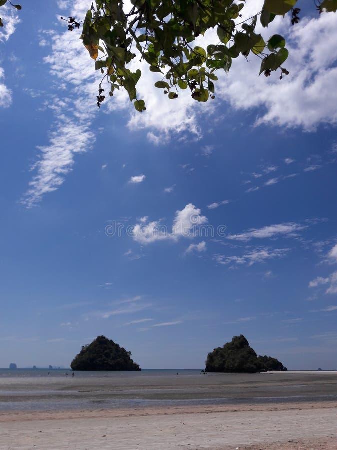 Mer et ciel photo libre de droits