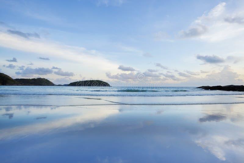 mer excessive Thaïlande de phuket photographie stock