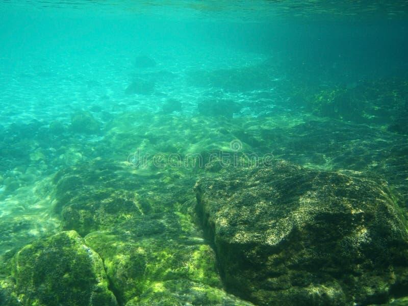 Mer sous-marine photographie stock