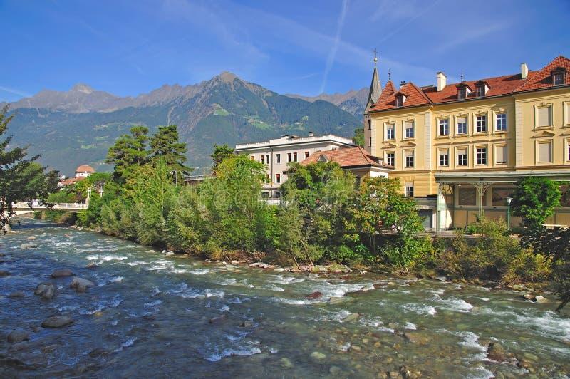 Download Merano,South Tyrol Stock Image - Image: 22521151
