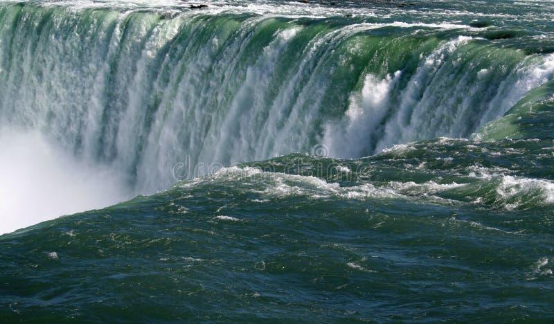 Meraviglia del Niagara Falls fotografia stock libera da diritti