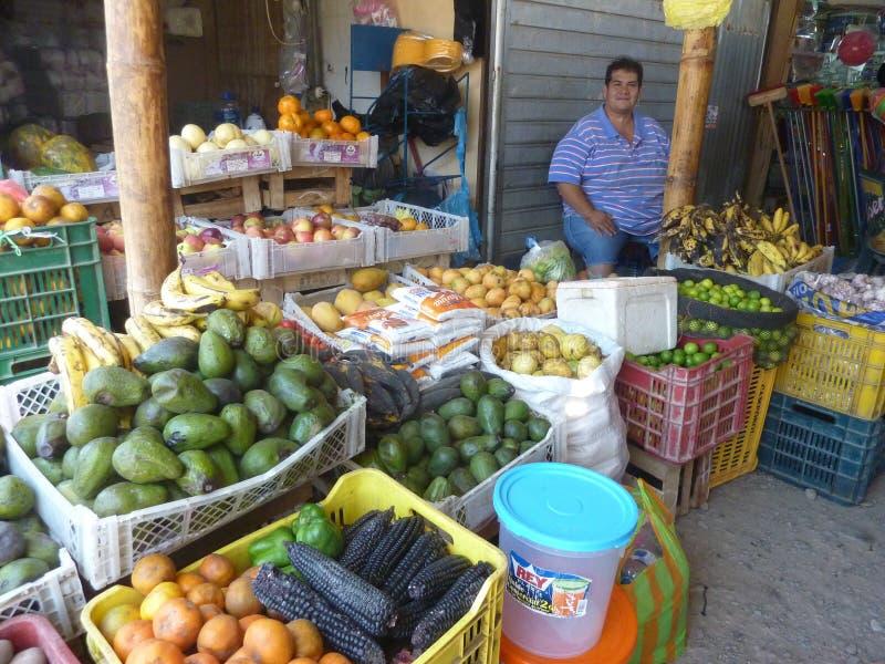 Mercado. fotos de stock