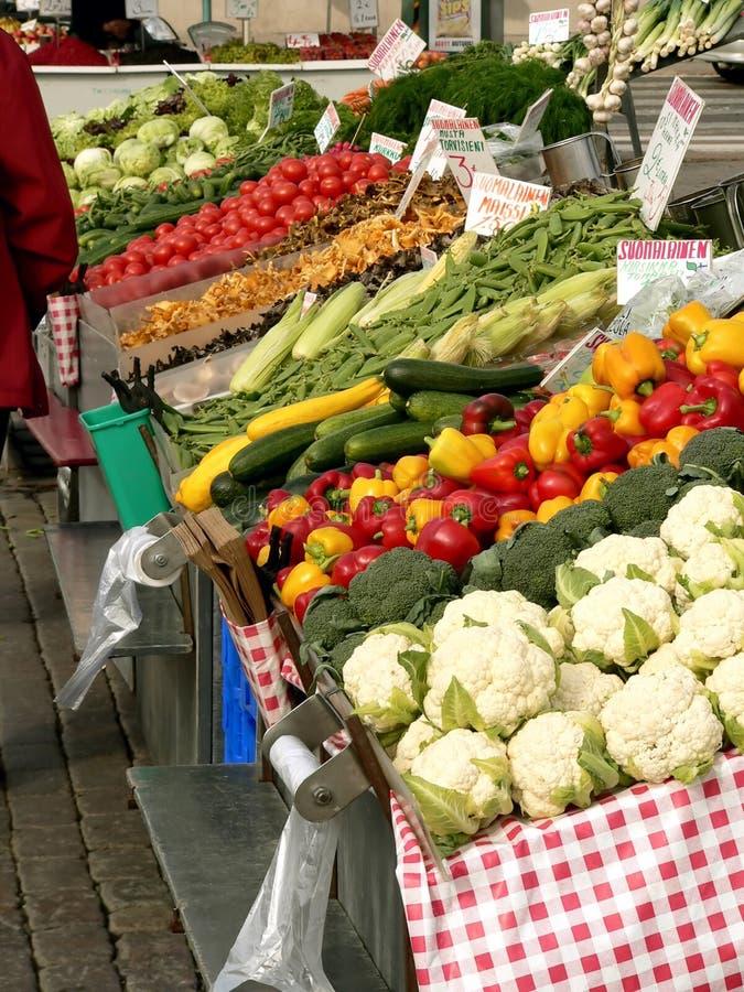 Mercado foto de stock royalty free