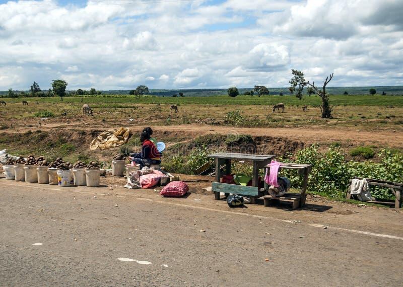 Download Mercado africano foto de archivo editorial. Imagen de pueda - 42439013