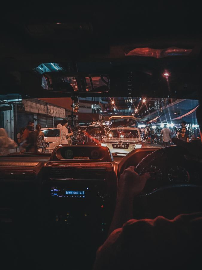 Mercado callejero imagen de archivo libre de regalías